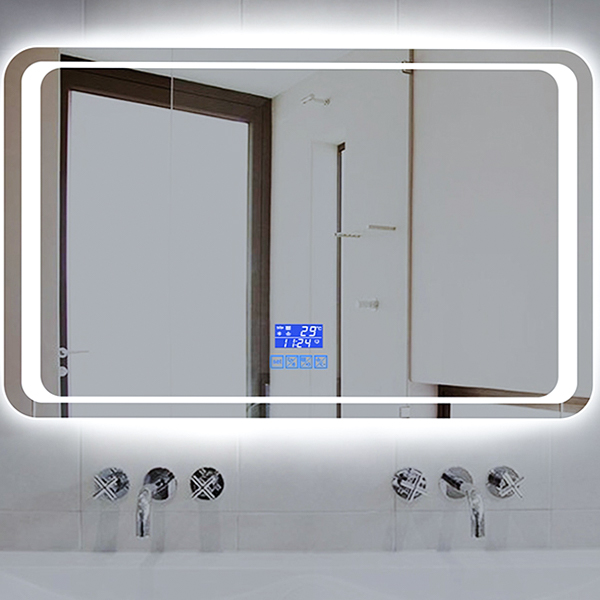 High Guality Bathroom Cabinet With LED Mirror