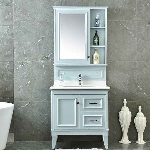 PVC Modern Fashion Bathroom Vanity Model No.AM-2508-1
