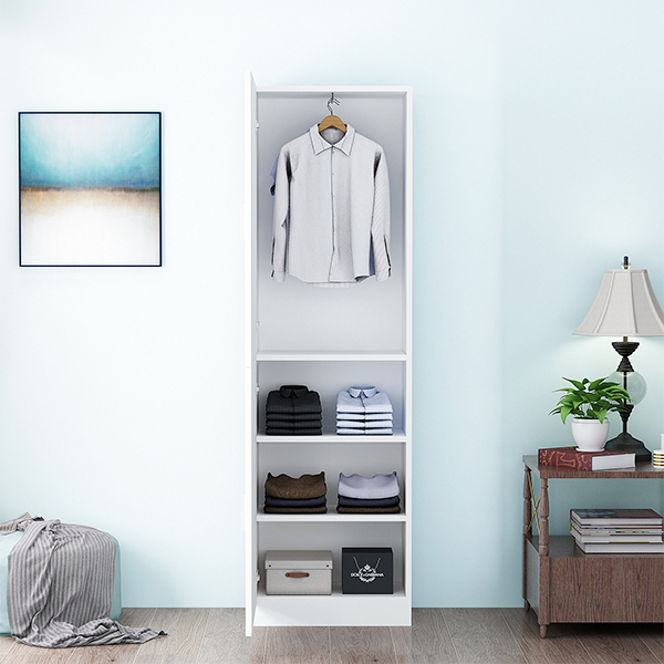 Modern, simple and economical household use wardrobe
