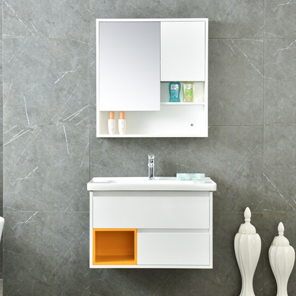 PVC New Chinese Style Bathroom Vanity Model No.AM-2510