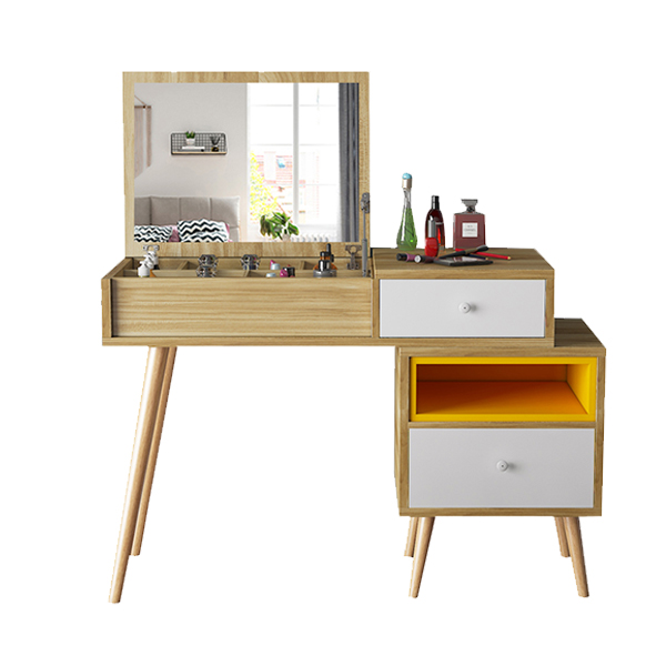 Simple Nordic Style Furniture Solid Wood Modern Dresser
