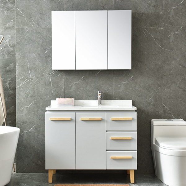 Cheap Commercial Bathroom Vanity Storage Model No.AM-2507