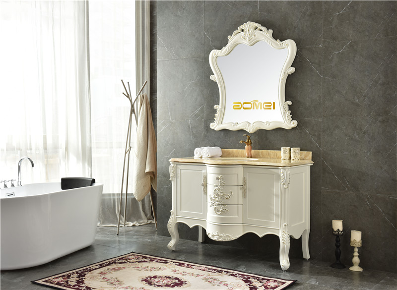 pvc bathroom cabinet,bathroom vanity european style